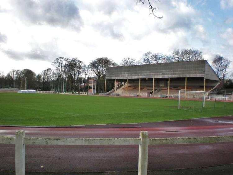 Le stade Rollencourt