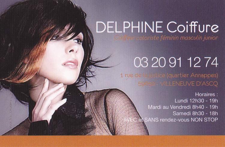 DELPHINE COIFFURE
