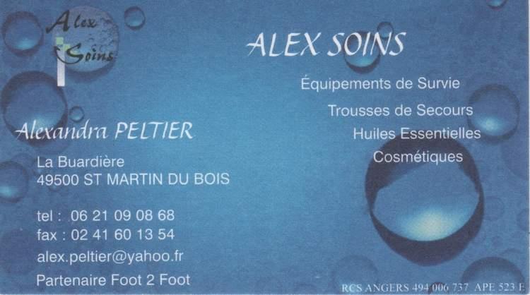 ALEX SOINS