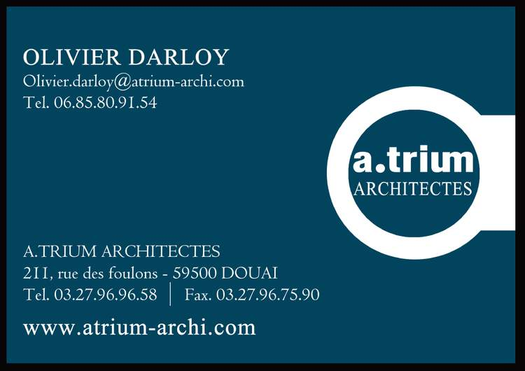 A.TRIUM ARCHITECTES