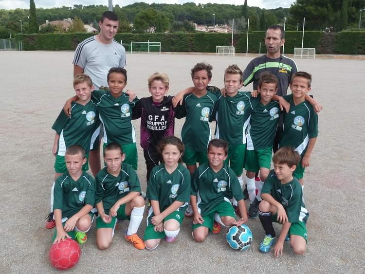 U11 équipe deux