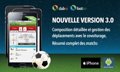 application mobile v3