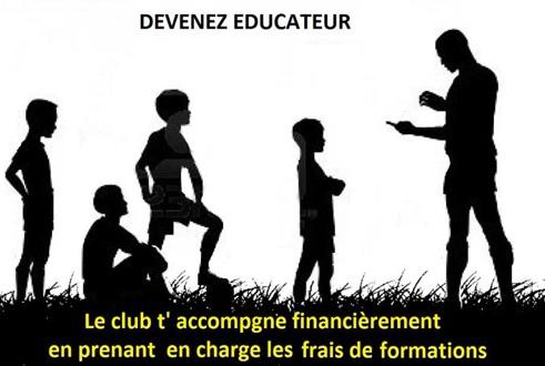Devenez educateur
