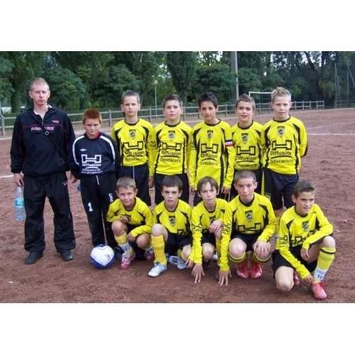 Benjamins Equipe 1 - nés en 1996