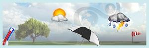 La météo à Thorigny sur Oreuse