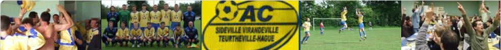 AC Sideville Virandeville Teurthéville-Hague : site officiel du club de foot de VIRANDEVILLE - footeo