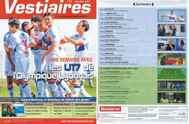Vestiaires Magazine N°79