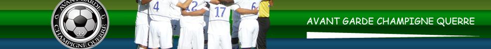 Avant Garde Champigné Querré : site officiel du club de foot de CHAMPIGNE - footeo