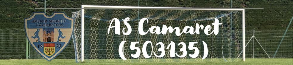 AS Camaret : site officiel du club de foot de CAMARET SUR AIGUES - footeo