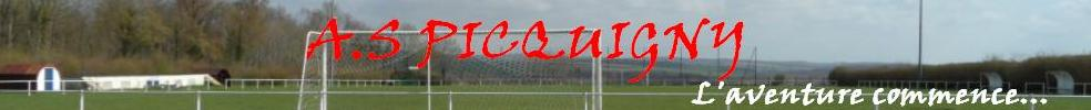 Site Internet officiel du club de football Amicale Sportive Picquigny