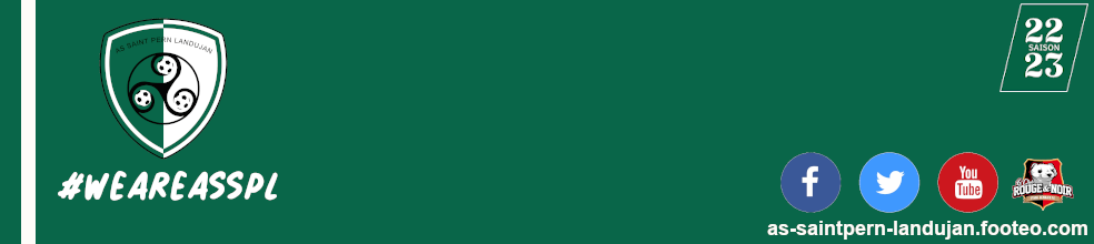 ASSOCIATION SPORTIVE SAINT PERN LANDUJAN : site officiel du club de foot de SAINT PERN - footeo