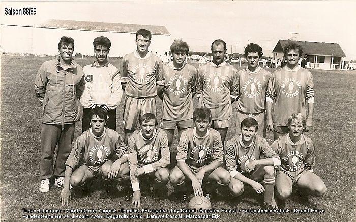 Saison 88/89