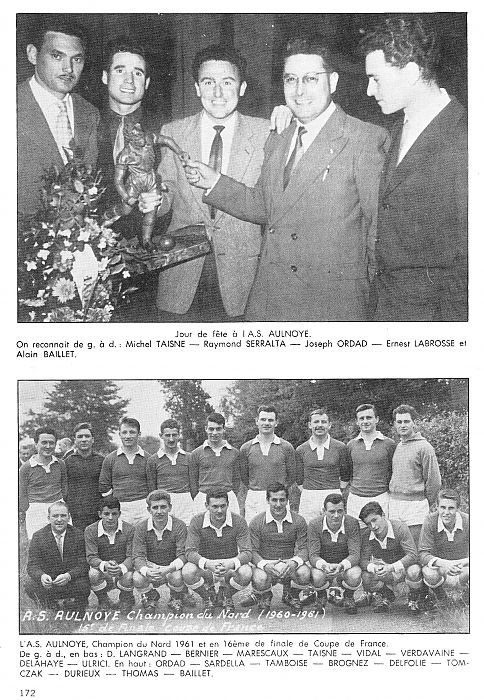 Championnat 1960-1961