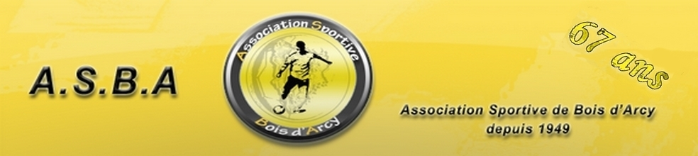 Association Sportive  Bois D'arcy  FOOTBALL  : site officiel du club de foot de BOIS D ARCY - footeo