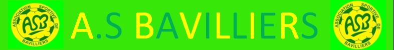 AS BAVILLIERS : site officiel du club de foot de BAVILLIERS - footeo