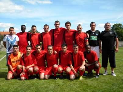 Equipe 1 séniors