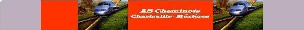 ASSOCIATION SPORTIVE DES CHEMINOTS DE CHARLEVILLE-MÉZIÈRES : site officiel du club de foot de CHARLEVILLE MEZIERES - footeo