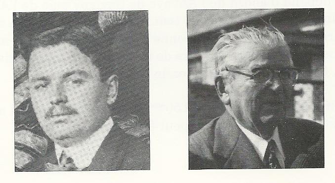 Les présidents fondateurs de l' AS CRAPONNE