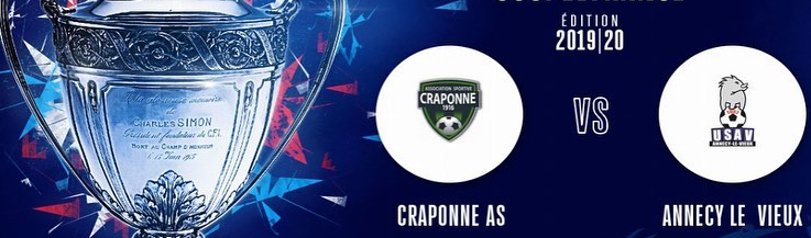 AS CRAPONNE : site officiel du club de foot de CRAPONNE - footeo