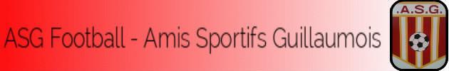 ASG Football - Amis Sportifs Guillaumois : site officiel du club de foot de PONTCHATEAU - footeo