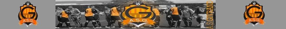 Site Internet officiel du club de football ASSOCIATION SPORTIVE DE GIVRAND