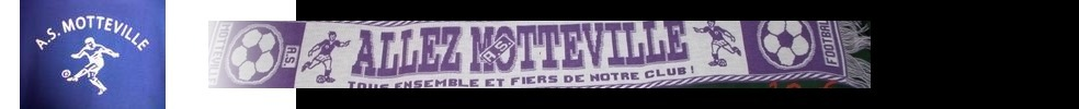 Site Internet officiel du club de football A.S.MOTTEVILLE