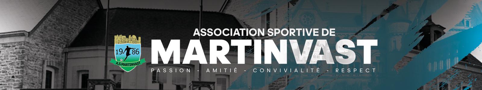 Association Sportive de MARTINVAST : site officiel du club de foot de martinvast - footeo