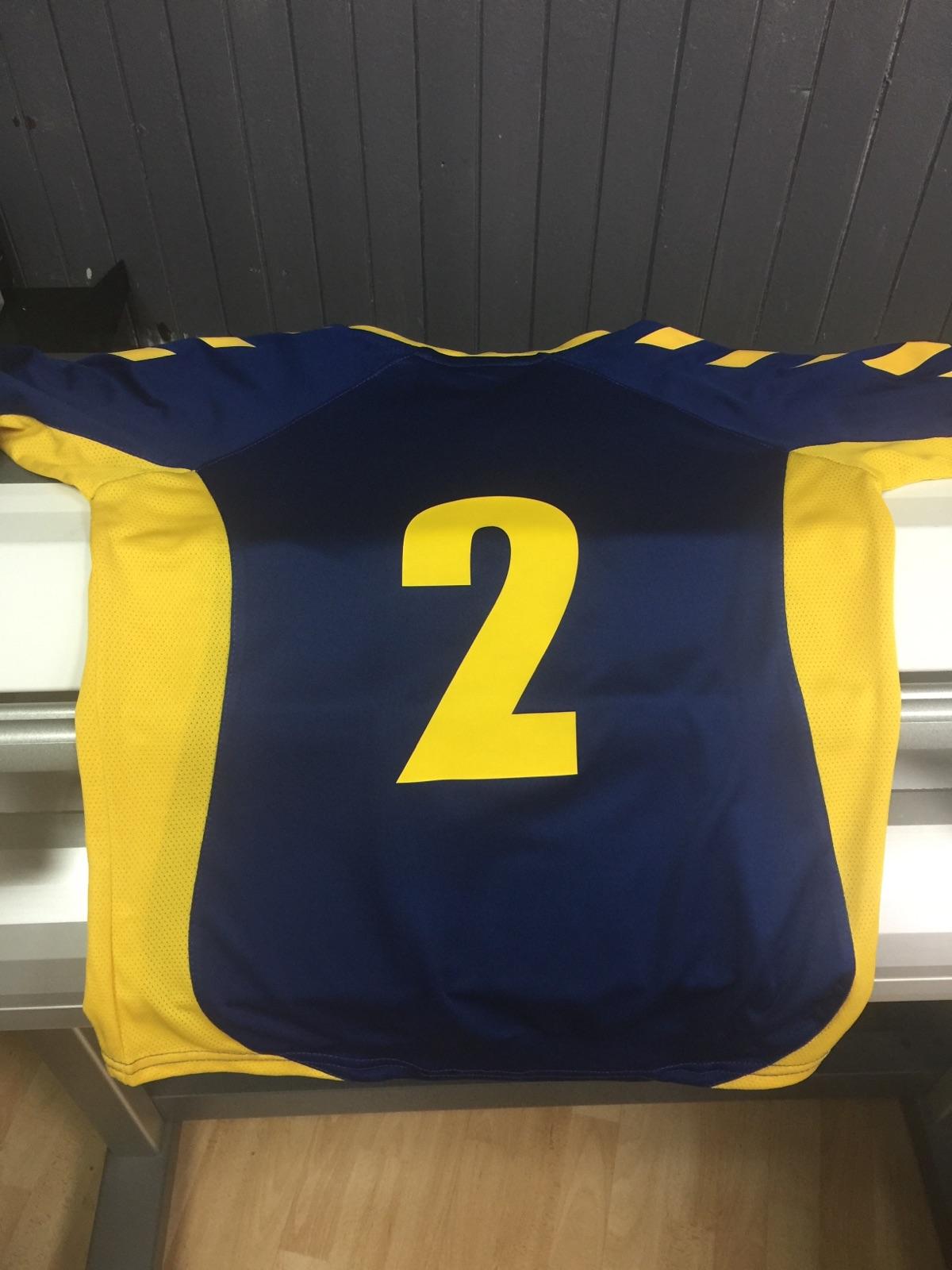 Nouveau sponsor U7 (numéro)