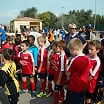 La rentrée du foot à Dauphin pour les U 9 (le  23 septembre 2017) - Alliance Sportive Valensole Gréoux