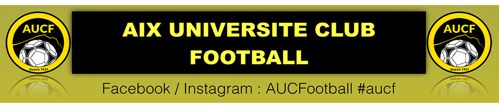 Aix Université Club Football : site officiel du club de foot de AIX EN PROVENCE - footeo