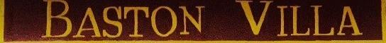 Baston Villa Q.R.V.: sito ufficiale della società calcistica di Villa Collemandina  - footeo