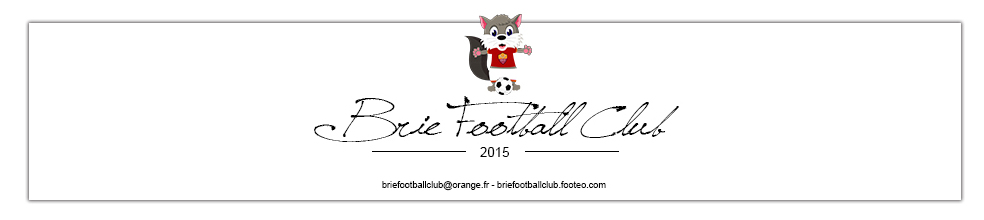 BRIE FOOTBALL CLUB : site officiel du club de foot de CREGY LES MEAUX - footeo