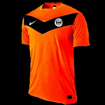 Maillot 2012/2013