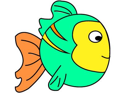 Actualit une nouvelle tribune pour le car poisson - Poisson dessin couleur ...