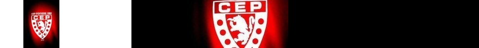 Site Internet officiel du club de football CEP POITIERS 1892