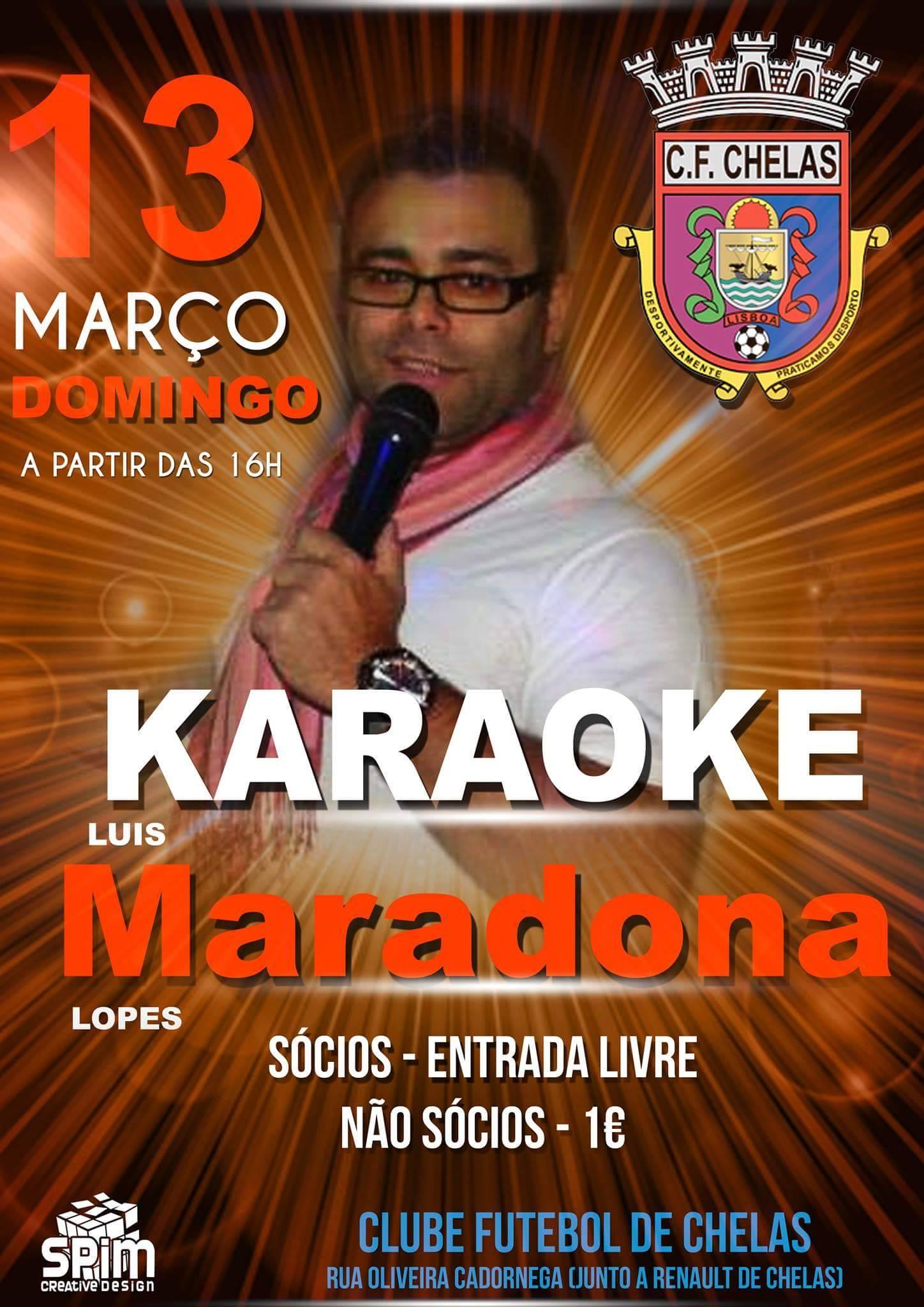 Karaoke 13-4-16