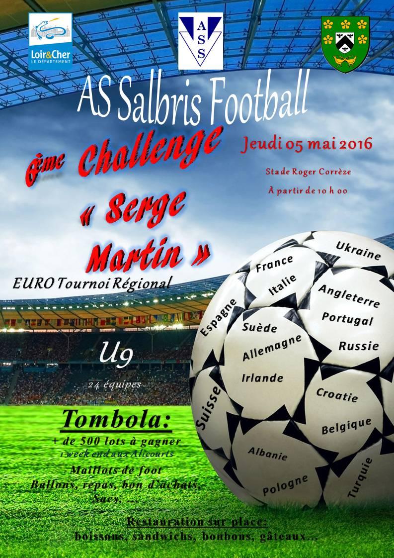 Affiche tournoi 2016