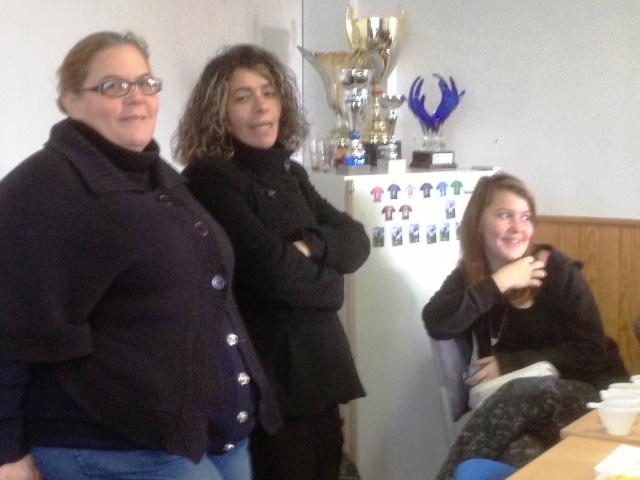 Véronique et Yasmina nos dirigeantes
