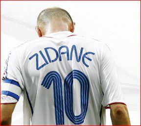 L'oeuvre de Zidane le TOP BUT