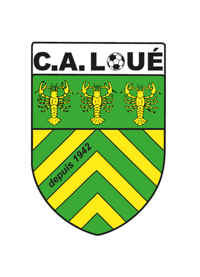 logo du club C.A.LOUE