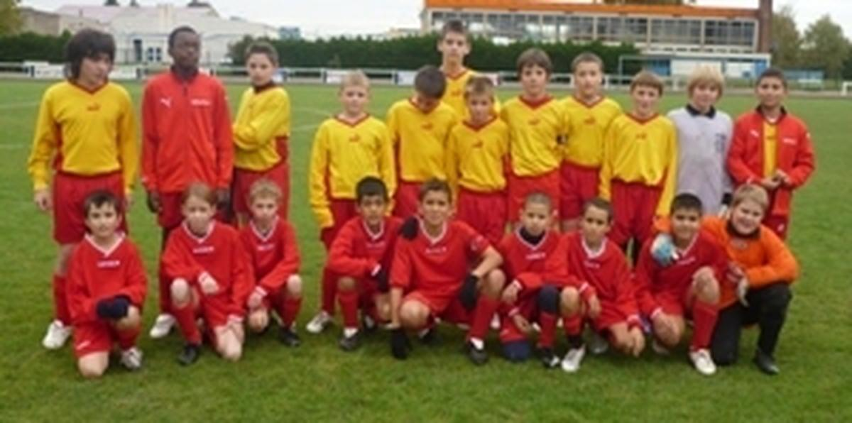 Bouzonville co - U13