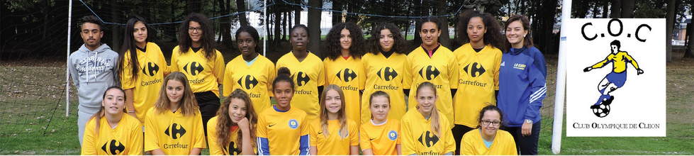 Club Olympique de Cléon : site officiel du club de foot de CLEON - footeo