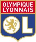 Ecusson Olympique Lyonnais