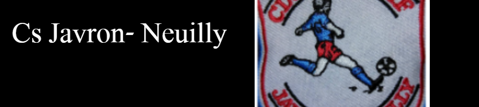 Cs Javron- Neuilly : site officiel du club de foot de  - footeo