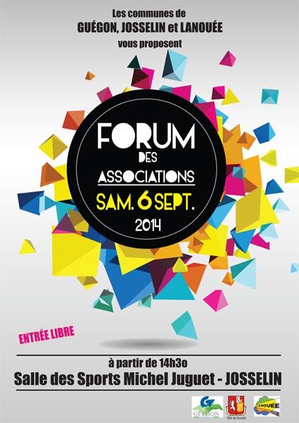 Forum des associations 2014 - JOSSELIN