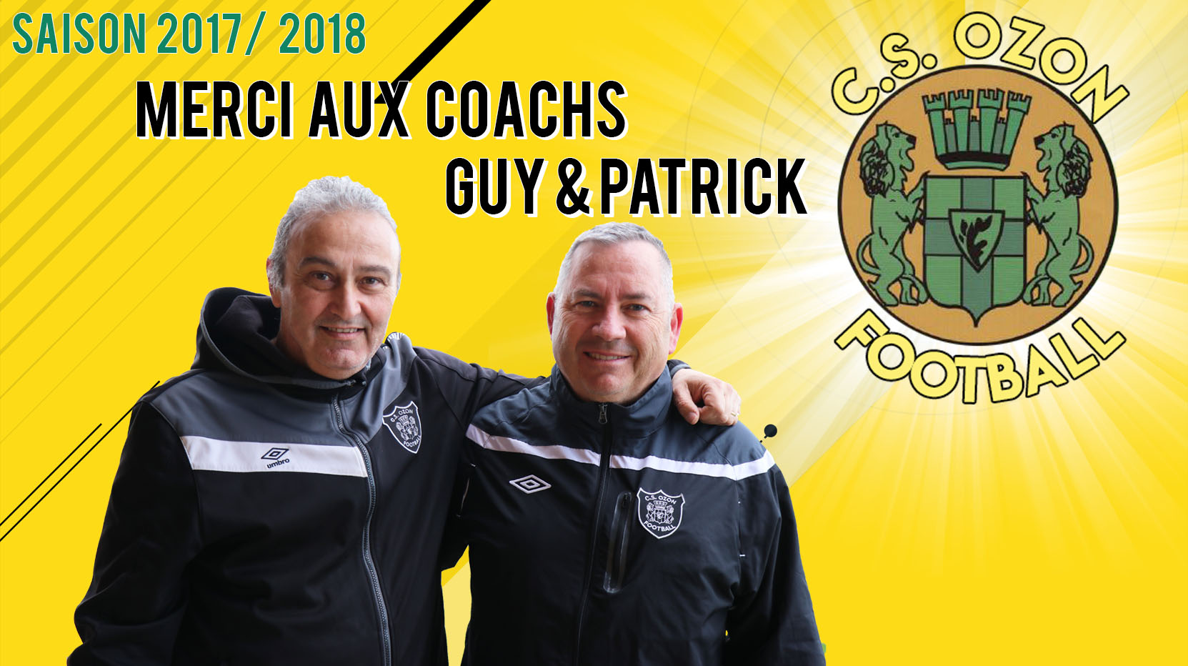 Coaches U15