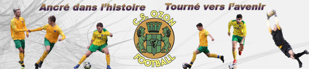 CS Ozon Football : site officiel du club de foot de ST SYMPHORIEN D OZON - footeo