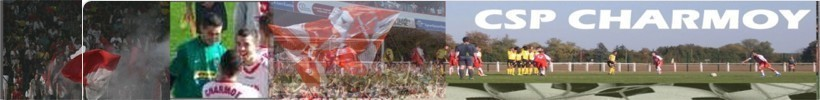 CSP Charmoy : site officiel du club de foot de CHARMOY - footeo