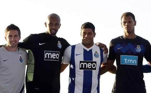 actualit nouveau maillot du fc porto 2011 2012 club football cs portugais poitiers. Black Bedroom Furniture Sets. Home Design Ideas