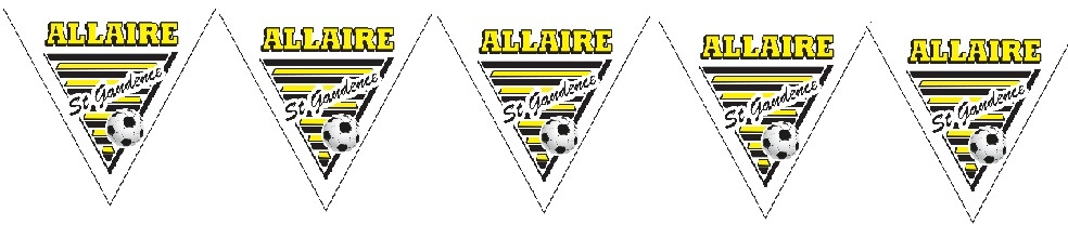 Club Sportif Saint Gaudence Foot Allaire : site officiel du club de foot de ALLAIRE - footeo
